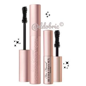Too Faced Twice The Better Than Sex Mascara Duo